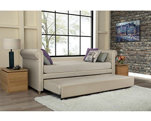 Comfortable Daybeds Living Room Best Trundle sofa Bed Beautiful Modern Amazing Detail