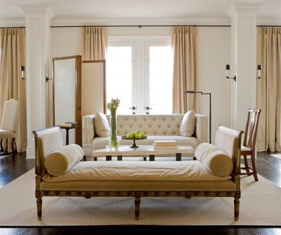 Comfortable Daybeds Living Room Rosa Beltran Design Using A Daybed In A Living Room