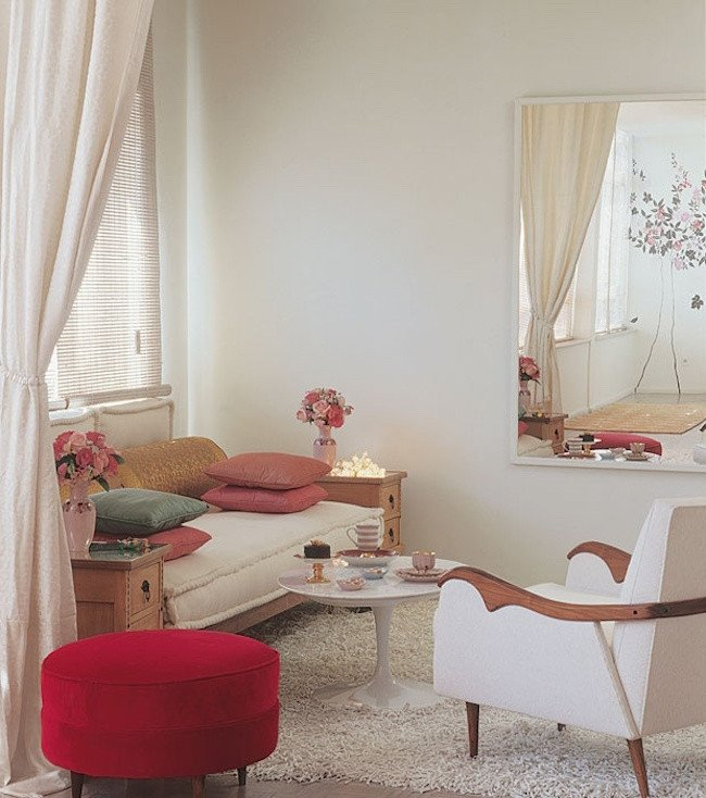 Comfortable Feminine Living Room 50 Elegant Feminine Living Room Design Ideas