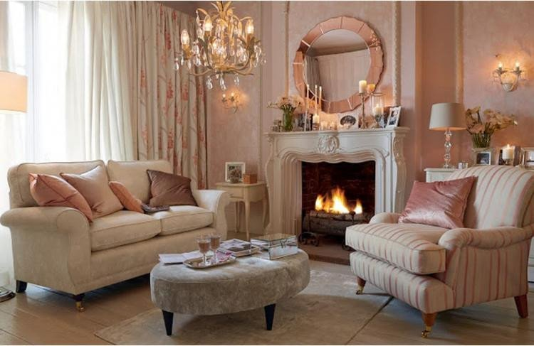 Comfortable Feminine Living Room 57 Cozy Feminine Living Rooms Decoration Ideas