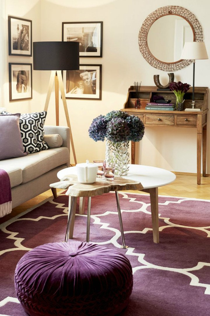Comfortable Feminine Living Room How to Add Feminine touches to Your Living Room Decoholic