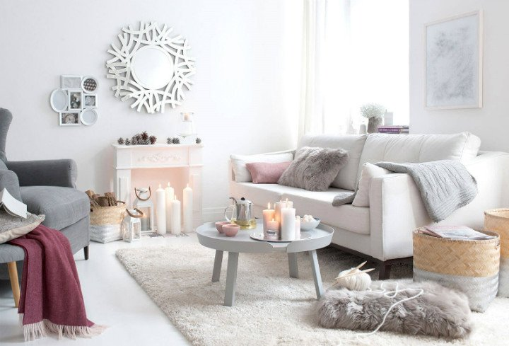Comfortable Feminine Living Room How to Add Feminine touches to Your Living Room