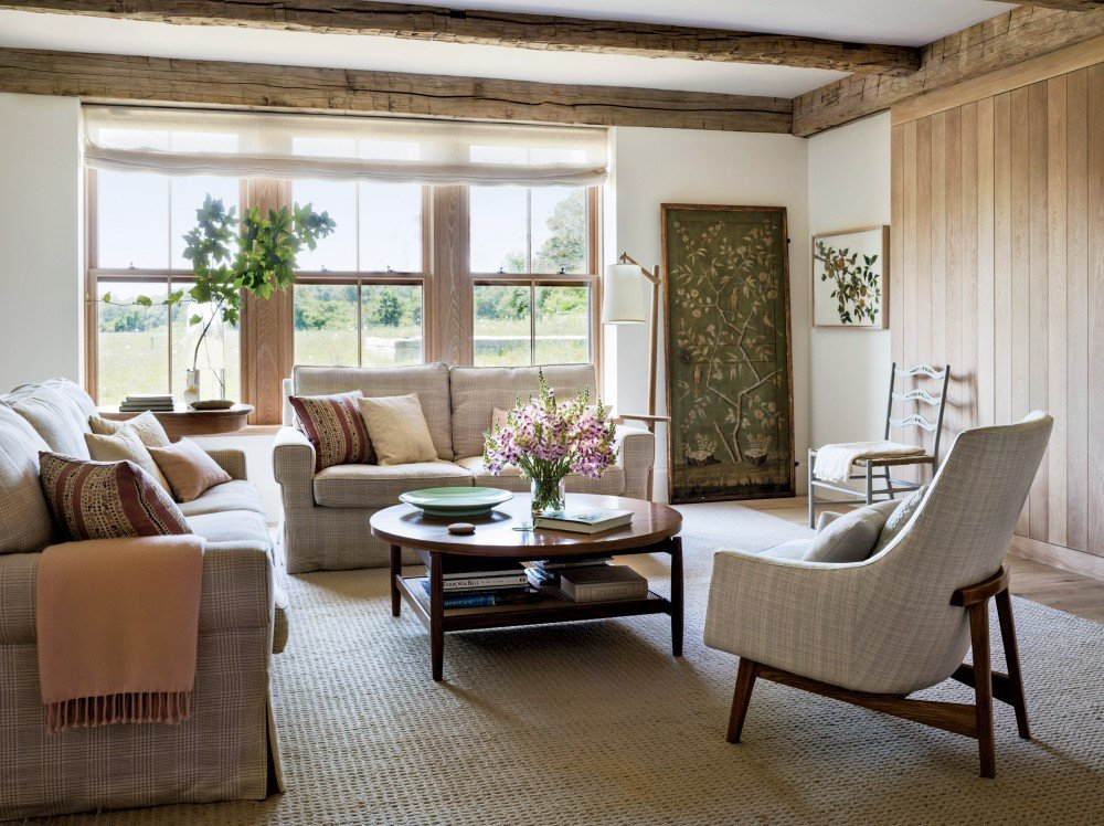Comfortable Living Room Amazing Rustic Family Room by Kathleen Walsh