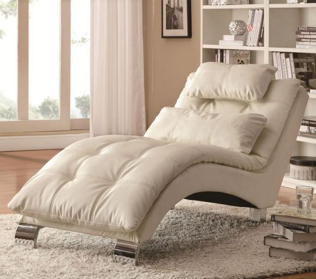 Comfortable Living Room Chaise Lounge Sit In Style
