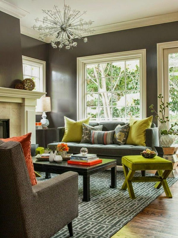 Comfortable Living Room Colors 20 fortable Living Room Color Schemes and Paint Color Ideas