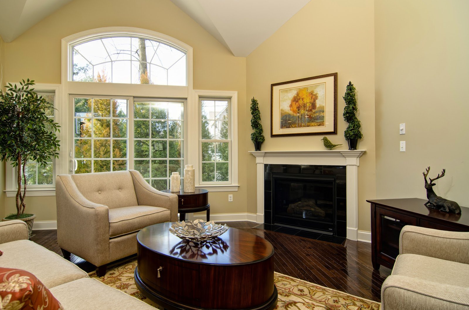 Comfortable Living Room Colors fortable Living Room Decorating Ideas Modern