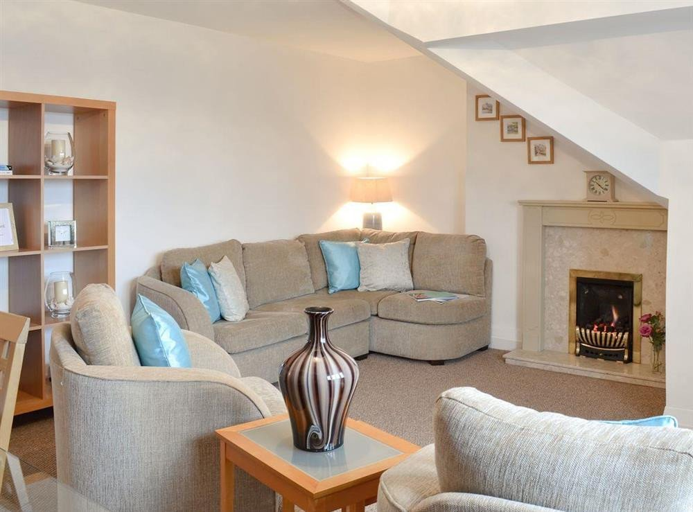 Comfortable Living Room Dining Room S Of Bank House the Rafters Millom Cumbria