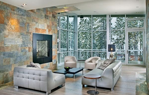 Comfortable Living Room Fireplace Four Tricks to Make Your Home More fortable