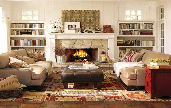 Comfortable Living Room Fireplace Living Room Categories Taupe Red Modern Living Home