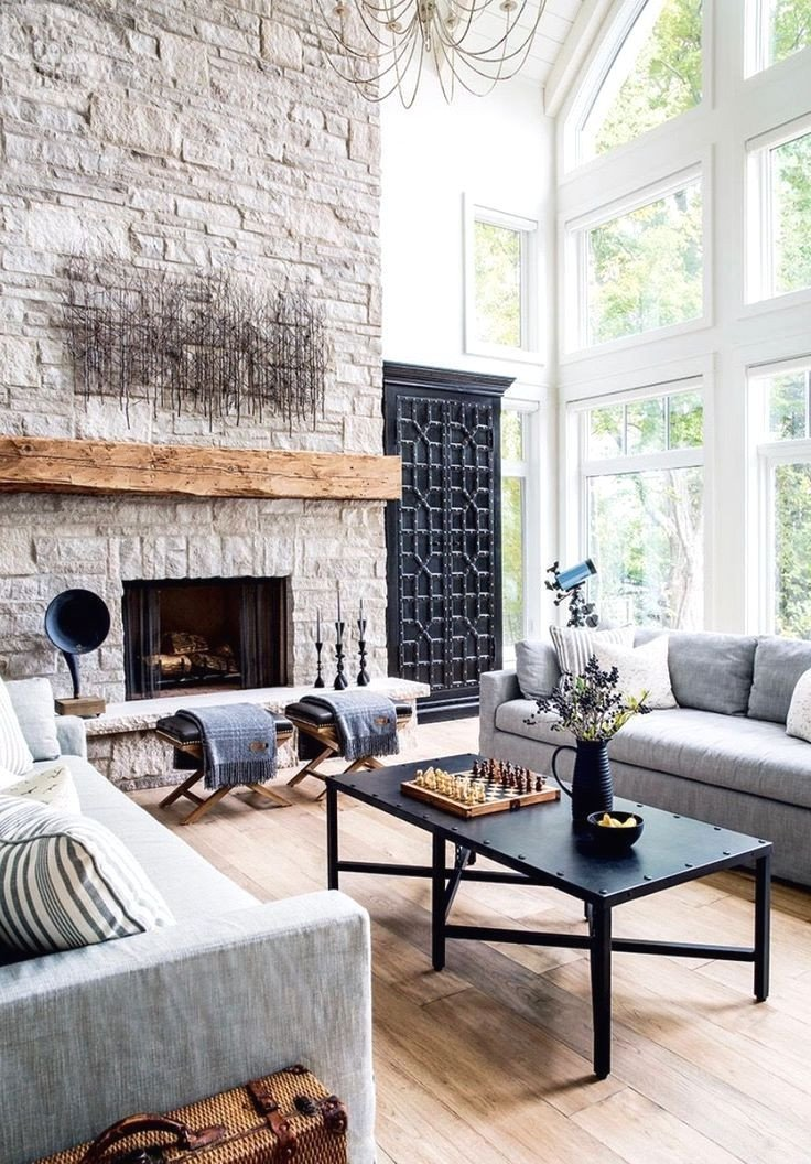 Comfortable Living Room Fireplace Living Room with Fireplace – as A Home's Main Spot for