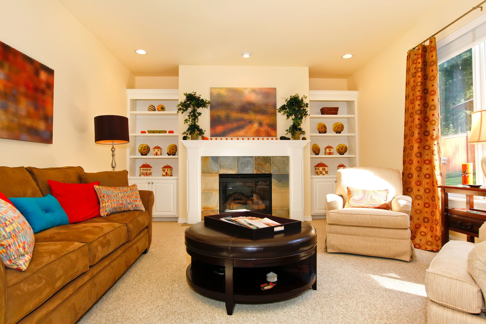 Comfortable Living Room Fireplace top 3 Upgrades for A More fortable Living