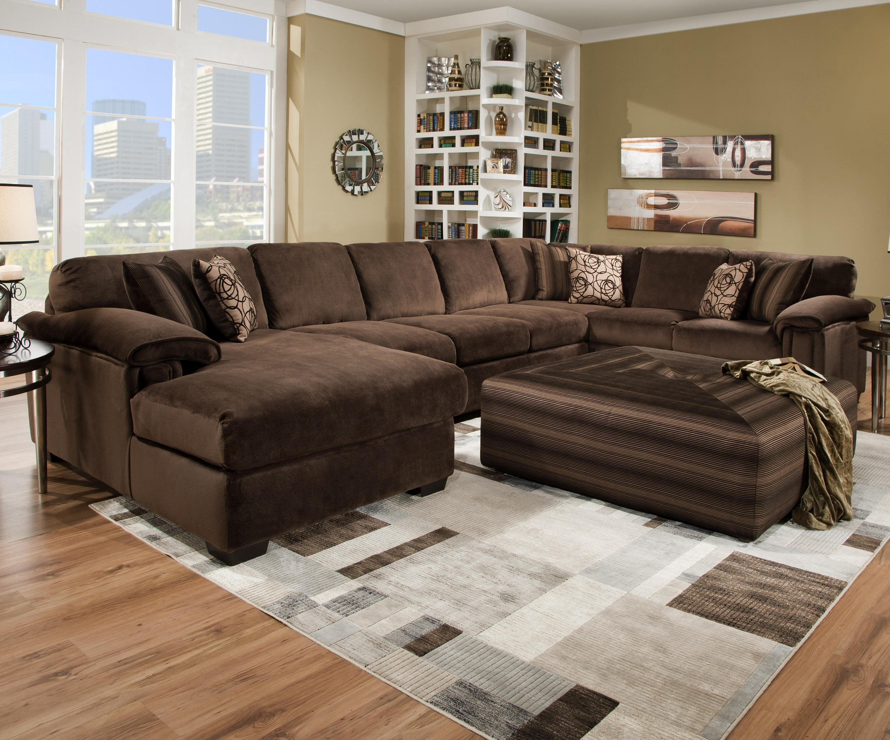 Comfortable Living Room Furniture Furniture Fy Design Oversized Couch for Charming