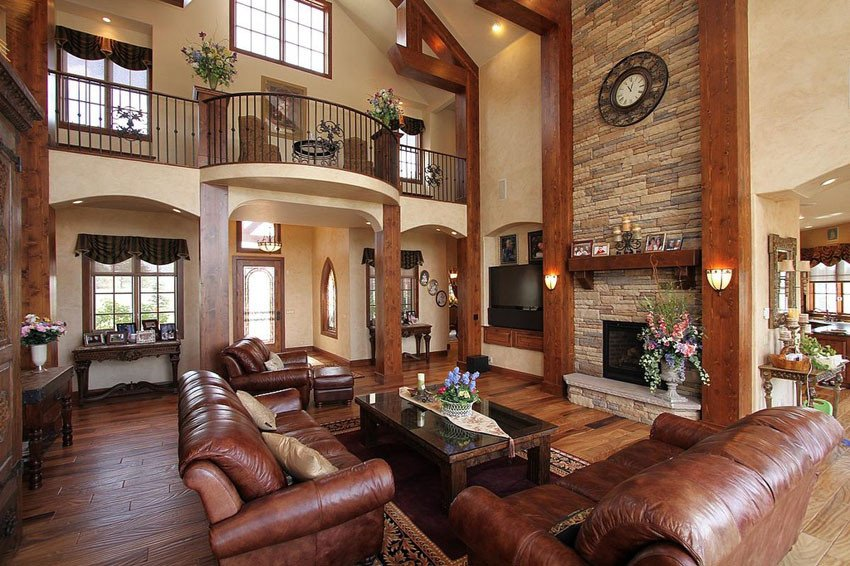 Comfortable Living Room Hickory Floor 39 Beautiful Living Rooms with Hardwood Floors Designing