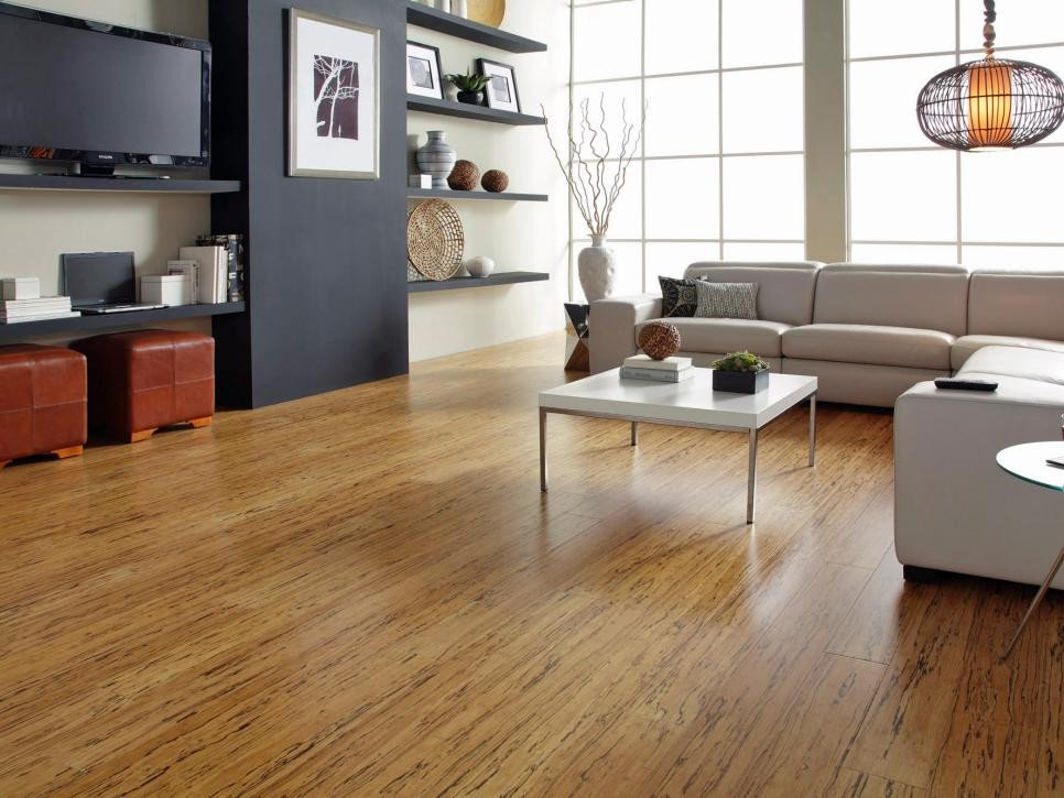 Comfortable Living Room Hickory Floor Three Wood Flooring Options for fortable Home Midcityeast