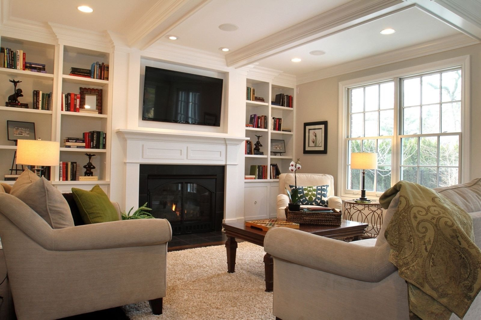 Comfortable Living Room Kitchen Living Room fortable Design Ideas for Family Rooms Room