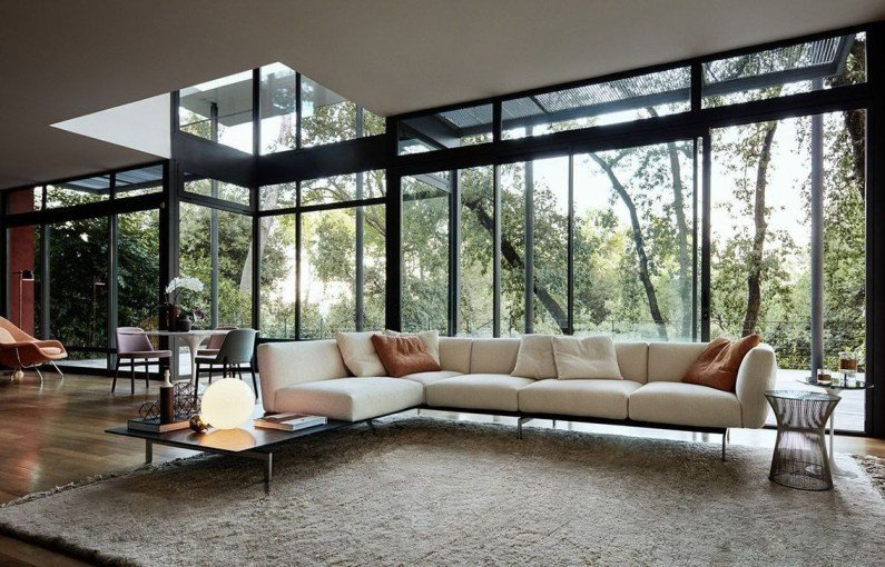 Comfortable Living Room Mid Century 31 fortable and Modern Mid Century Living Room Design