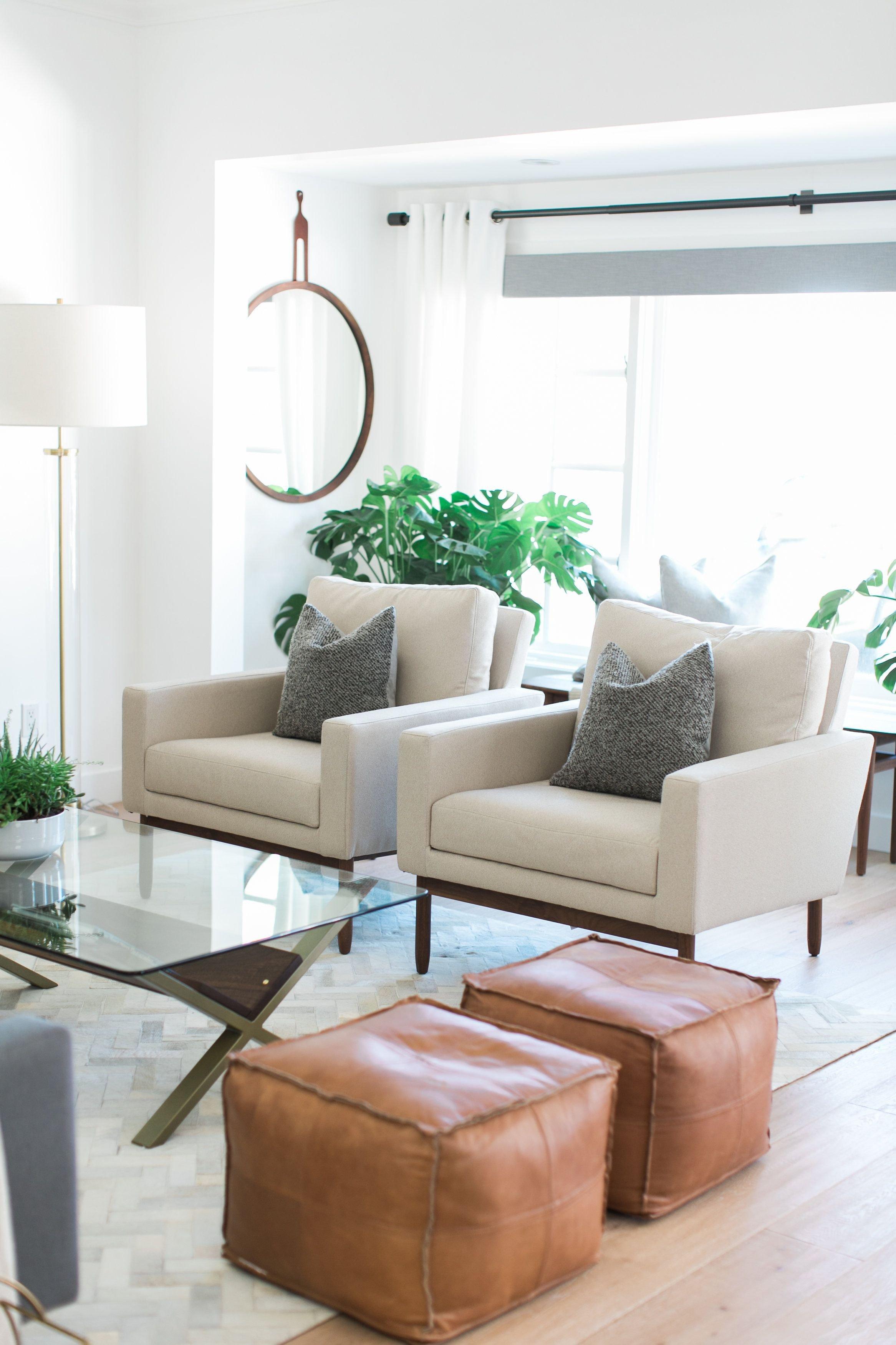 Comfortable Living Room Mid Century Lindye Galloway Interiors Mid Century Modern Interior