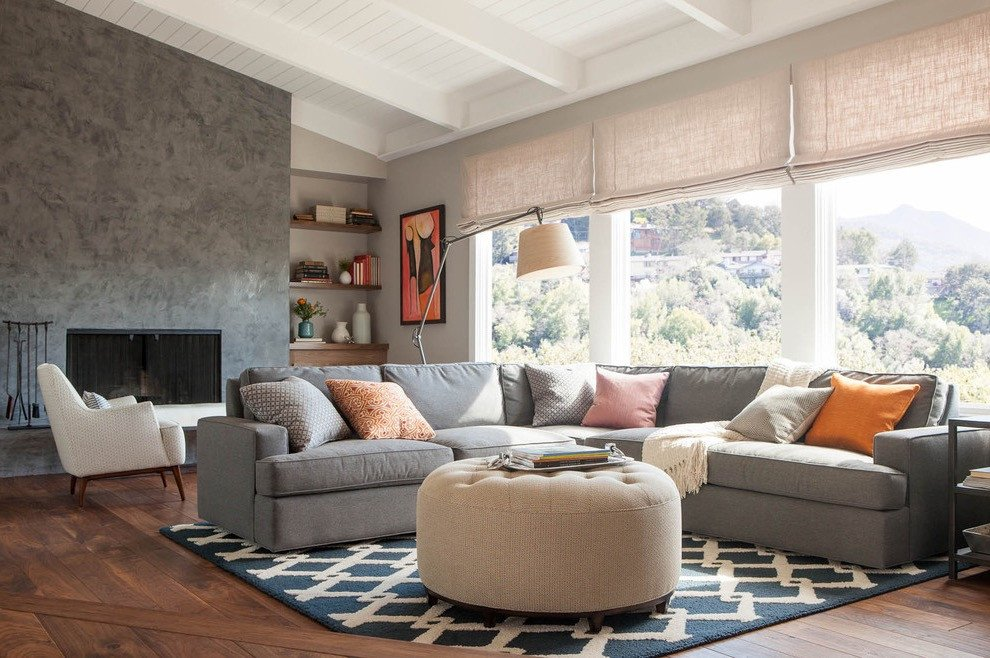 tips creating fortable cozy living room