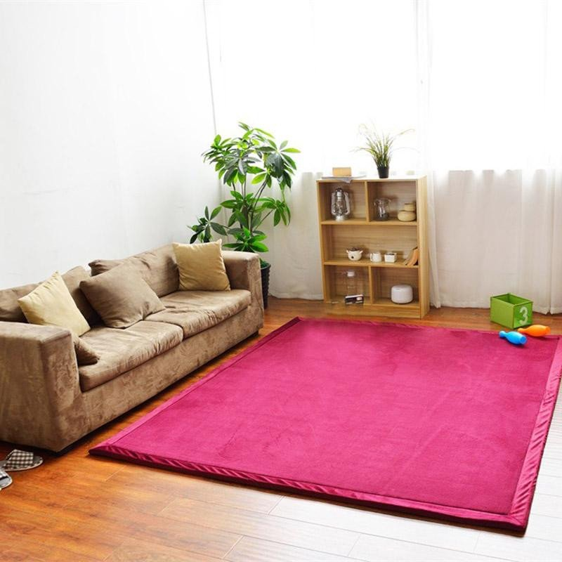 Comfortable Living Room Rugs soft Carpet Living Room Bedroom Floor Mats fortable