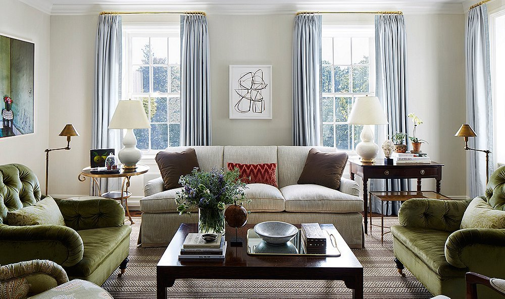 Comfortable Living Room Timeless 6 Decorator Lessons for Rooms with Timeless Style