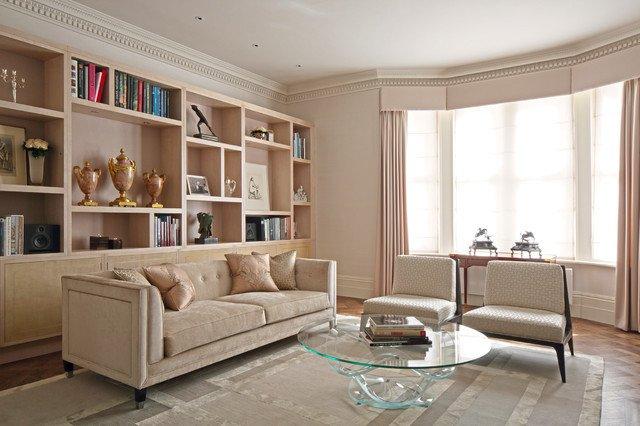 Comfortable Living Room Timeless Stylish Elegant Timeless Contemporary Living Room