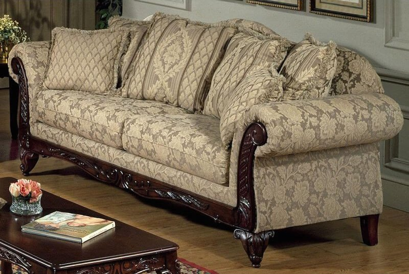 Comfortable Living Room Victorian 20 fortable Living Room sofas Many Styles