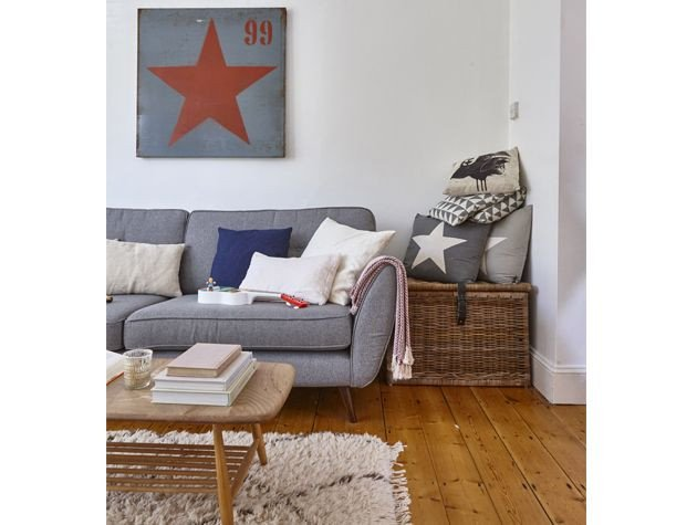 Comfortable Living Room Victorian 5 Modern Decorating Ideas From A Renovated Victorian House