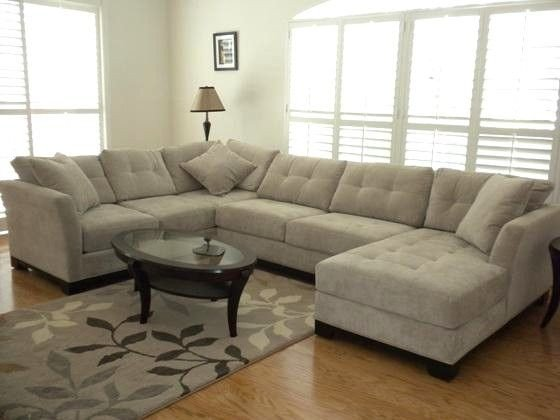 Comfortable Living Roomcouch Brand New Very fortable Sectional Couch In Living Room