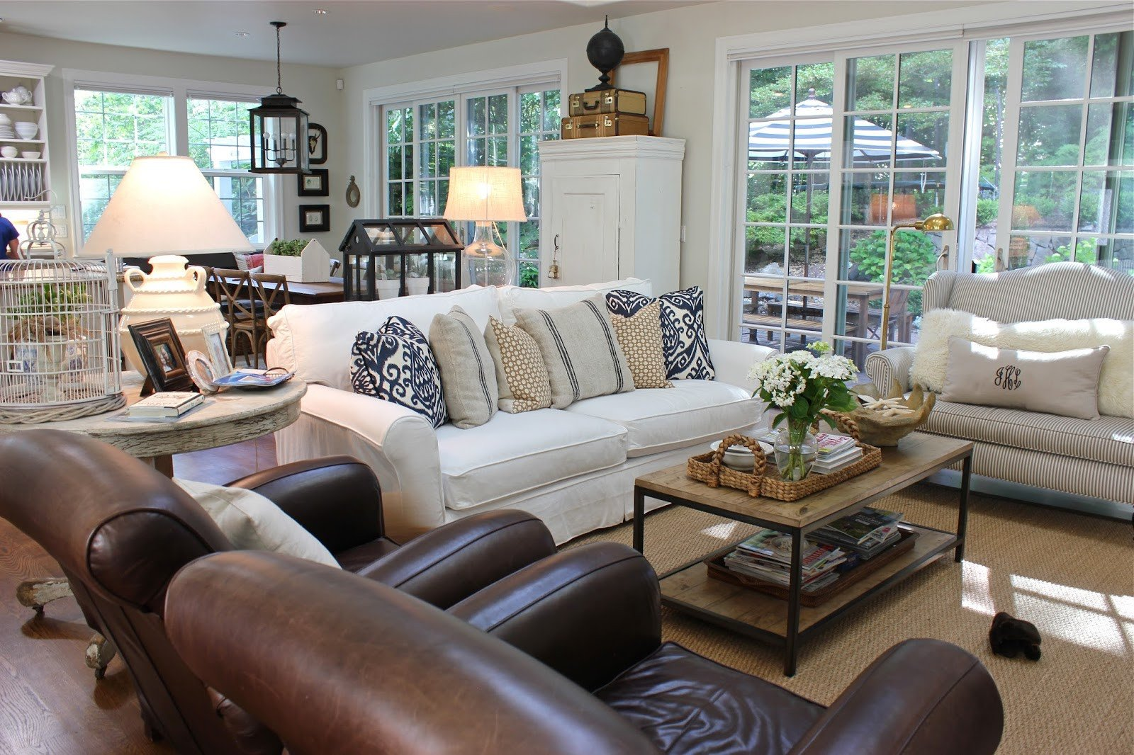 Comfortable Living Roomdecorating Ideas the Design Anatomy Of the Family Room