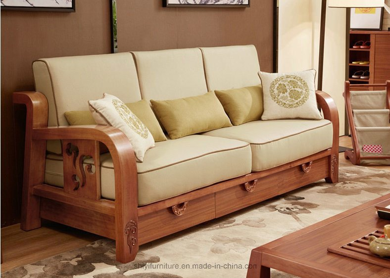 Comfortable Living Roomfurniture China fortable Living Room Home Furniture solid Wooden