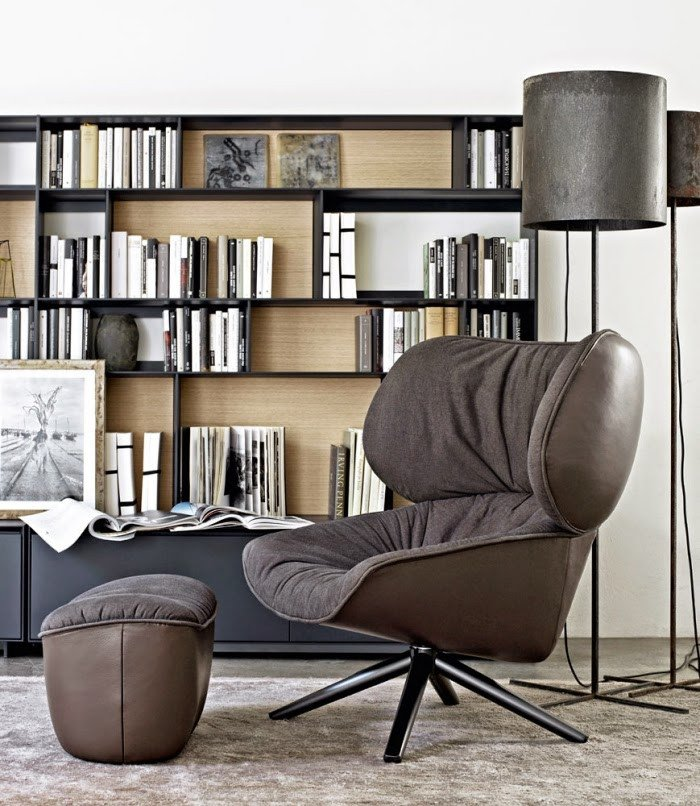 Comfortable Living Roomfurniture top 10 fortable Living Room Chairs by Spanish Designer