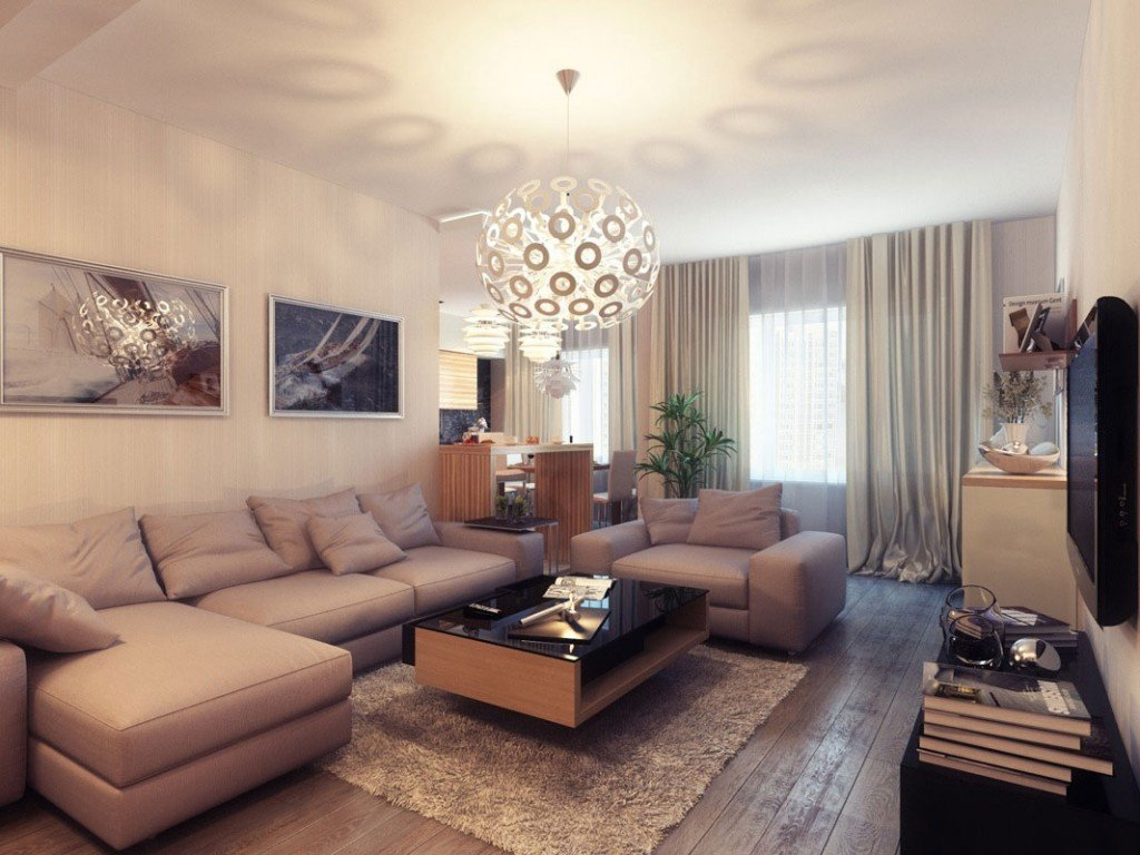 Comfortable Open Living Room How to Design Open Living & Dining Spaces Interior
