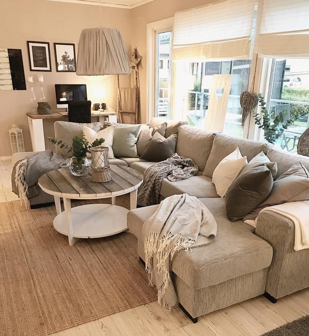 Comfortable Rustic Living Room 10 fortable and Cozy Living Rooms Ideas You Must Check