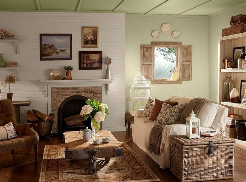 Comfortable Rustic Living Room 54 fortable and Cozy Living Room Designs Page 9 Of 11