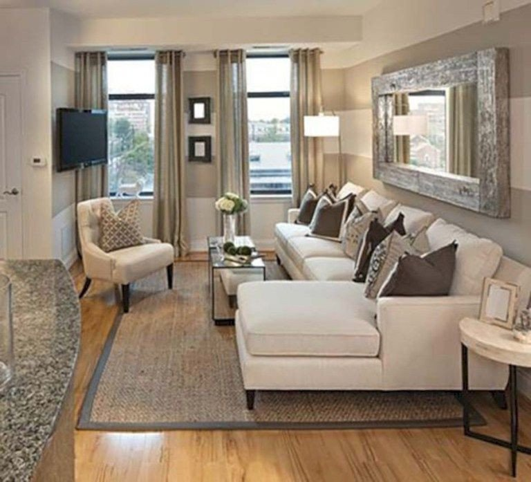 Comfortable Small Living Room Mesmerizing Small Living Room Ideas to Makes fortable