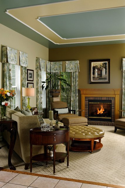 Comfortable Traditional Living Room fortable Family Room Traditional Living Room Dc