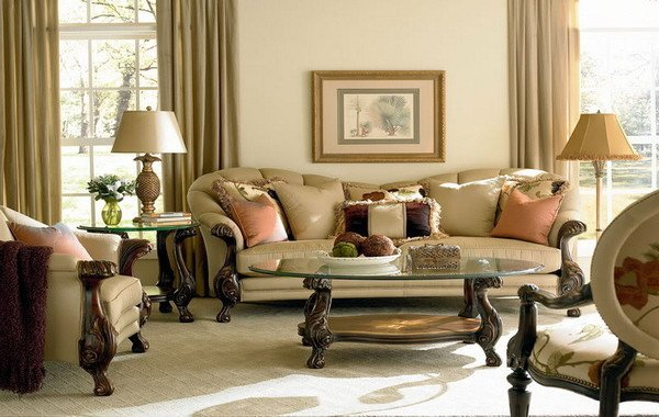 Comfortable Traditional Living Room Living Room Categories tommy Bahama Home tommy Bahama