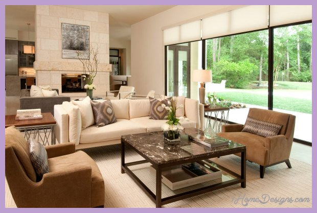 Comfortable Traditional Living Room Living Room Design Ideas 2017 1homedesigns