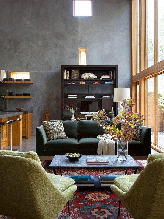 Contemporary Apartment Living Room 80 Ideas for Contemporary Living Room Designs