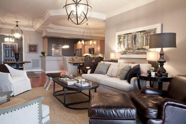 Contemporary Apartment Living Room Bachelor Pad Contemporary Living Room Baltimore by