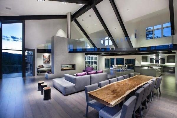 Contemporary Apartment Living Room Best Interior Design Ideas From September 2014