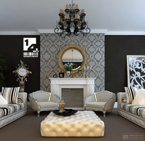 Contemporary asian Living Room Modern asian Living Room Decorating Ideas Interior Design
