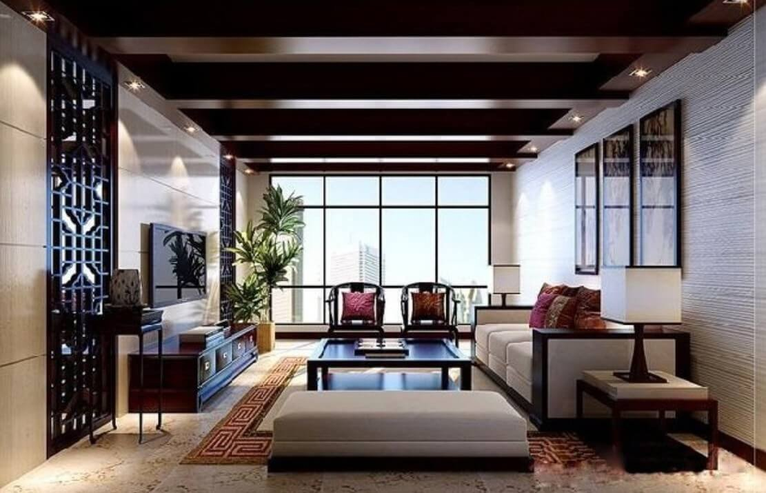 Contemporary asian Living Room Stunning asian Living Room Designs that Will Dazzle You