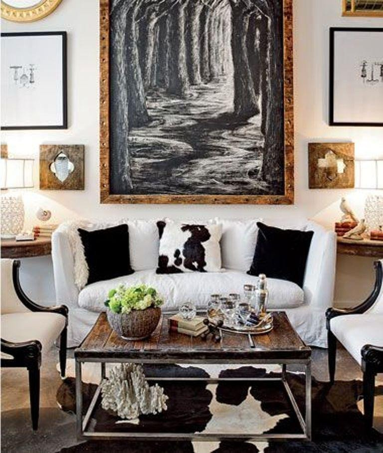 Contemporary Chic Living Room 20 Modern Chic Living Room Designs to Inspire Rilane