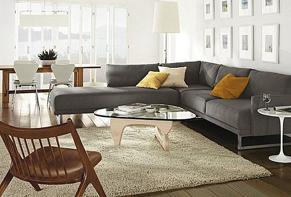 Contemporary Chic Living Room How to Decorate A Living Room
