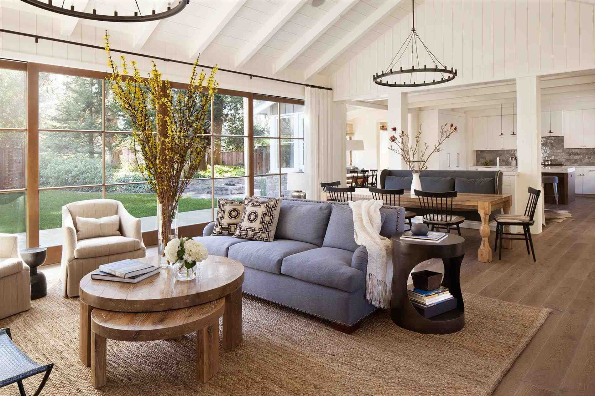 Contemporary Chic Living Room Rustic Modern Chic Living Room Arch Dsgn