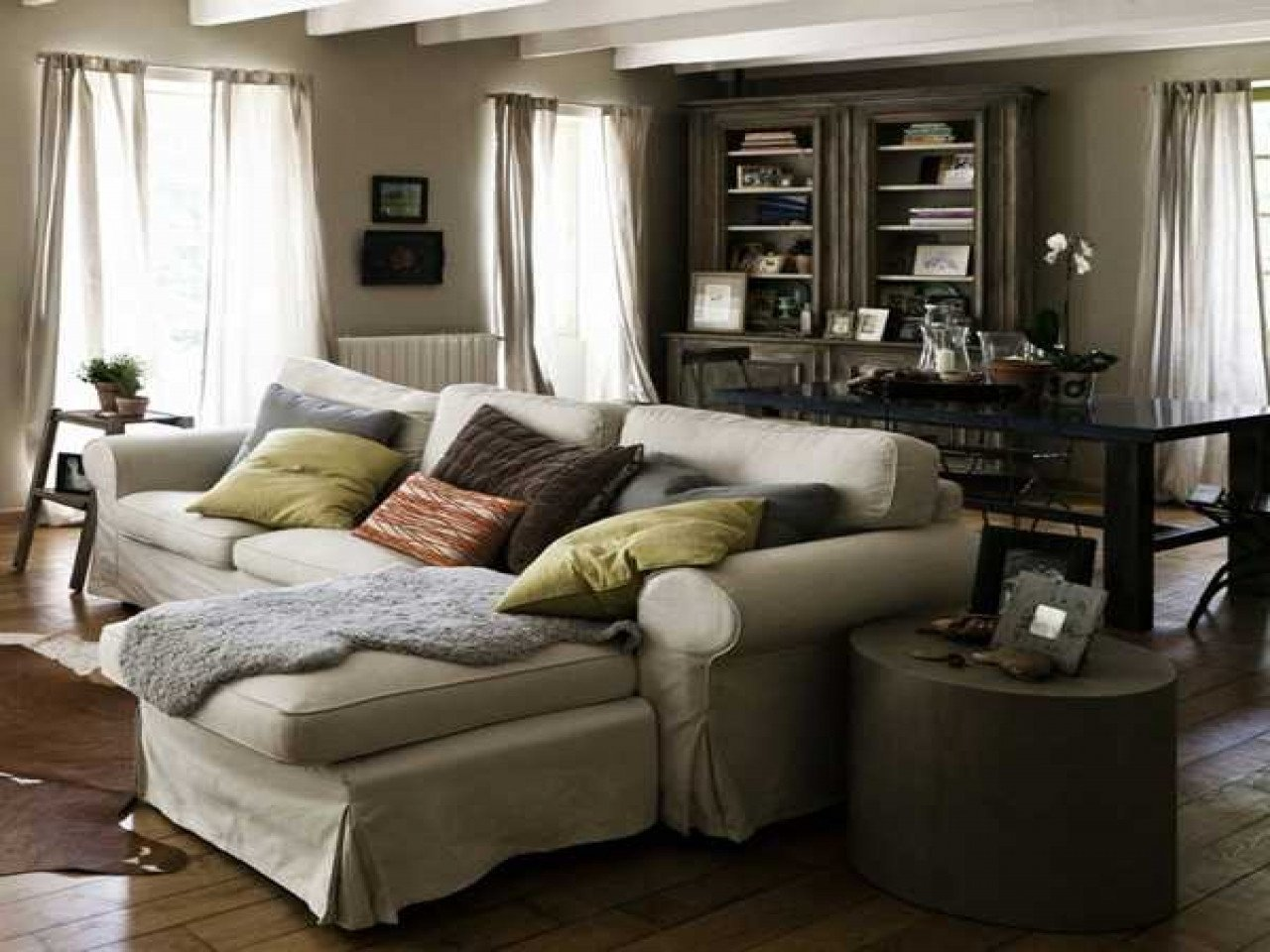 Contemporary Country Living Room Contemporary Country Decorating Ideas Modern Country