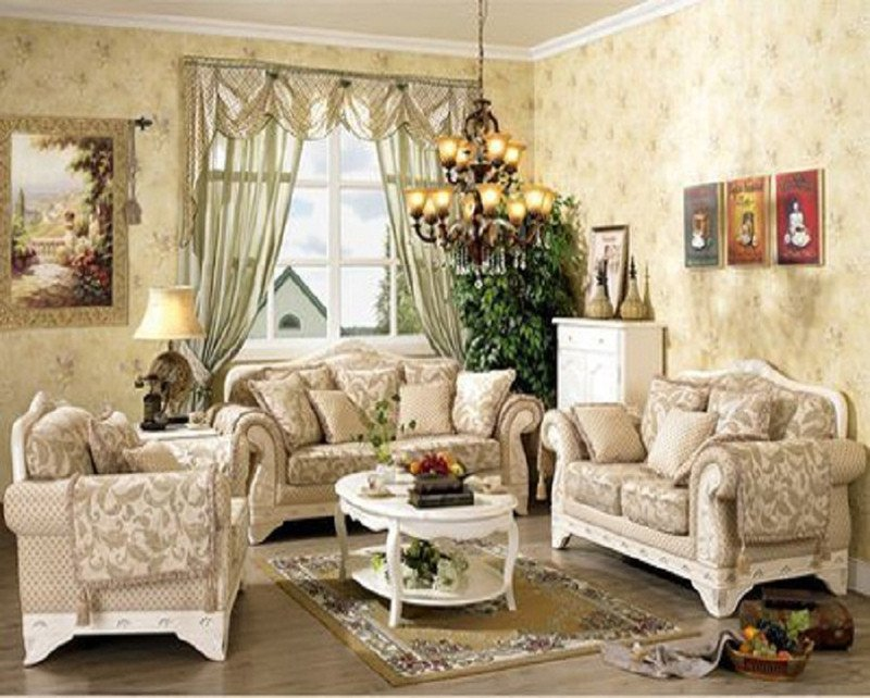 Contemporary Country Living Room Elegant Shabby Chic Living Rooms Furnitureteams