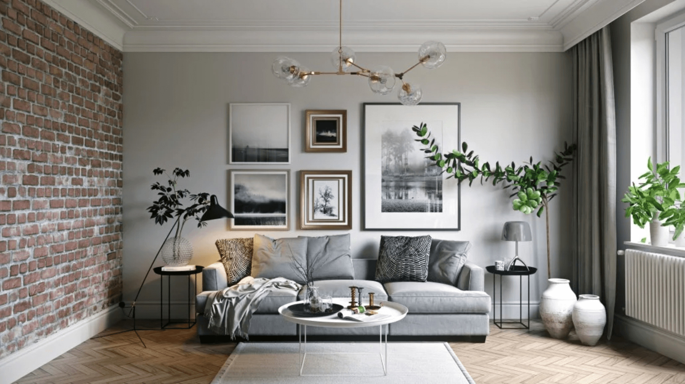 Contemporary Grey Living Room Modern Interior Design 10 Best Tips for Creating