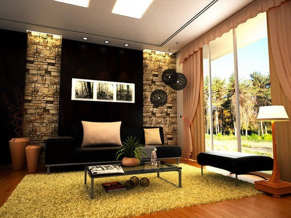 Contemporary Living Room Art 16 Contemporary Living Room Ideas